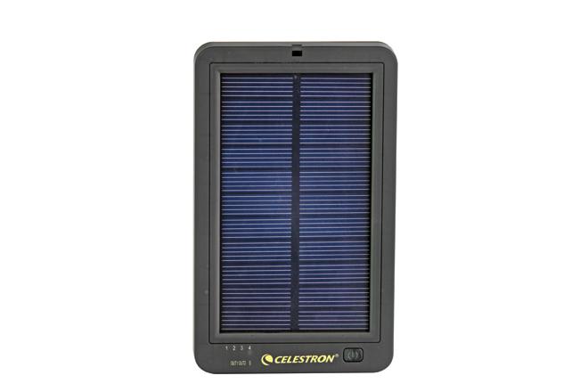 Celestron, solar, solar panel, battery, infinisun