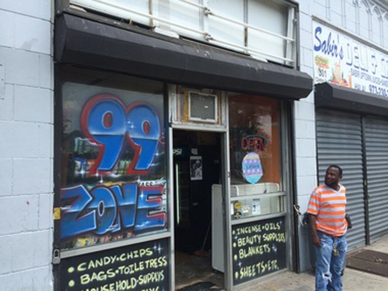 Newark 99 Zone