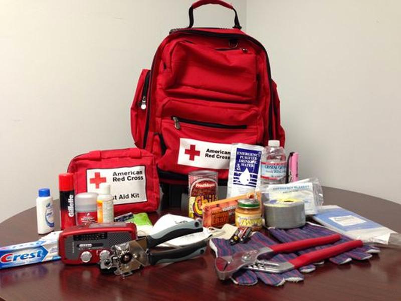 American Red Cross Camp Prepare