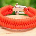Active Edge Survival Bracelet Fish Tail