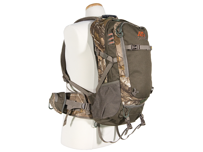 ALPS OutdoorZ Crossfire Pack side