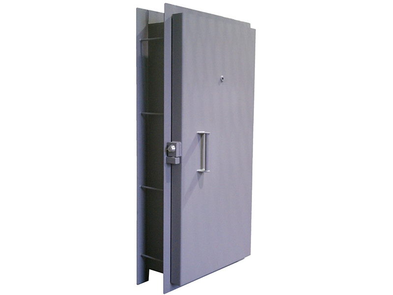 American Safe Room Single leaf Blast Door evergreen lead