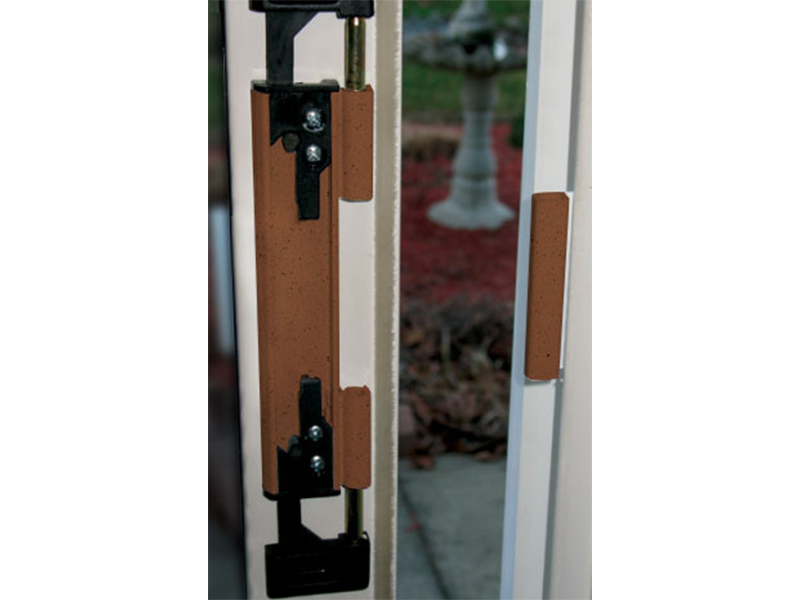 Armor Concepts EZ Armor evergreen door