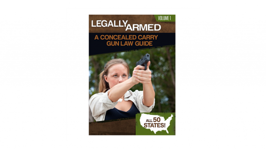 Concealed Carry Gun Law Guide