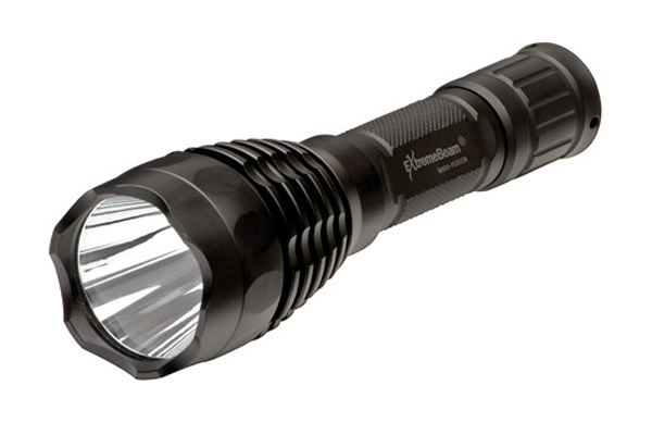 ExtremeBeam M600 Fusion, extremebeam, flashlight, light
