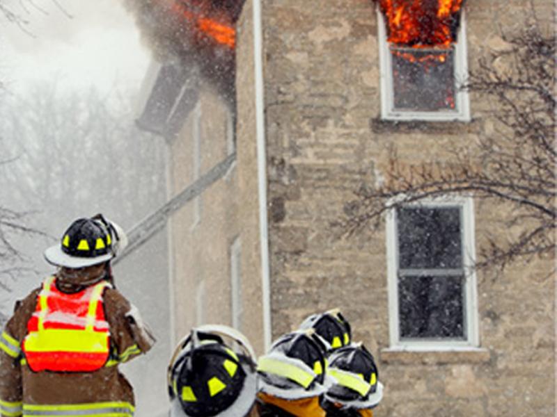 fire, fires, surviving a fire, FEMA, FEMA fire