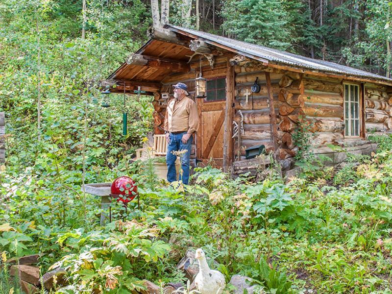 5 ways to save when building your log cabin for Log cabin gunsmithing
