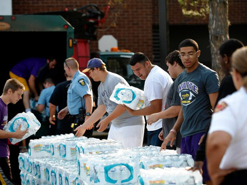 Toledo Drinking Water Ban