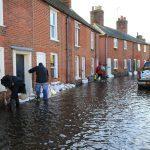 Flood preparation Sandbags
