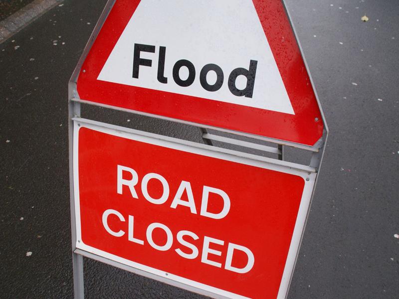 Flood preparation Don't Drive