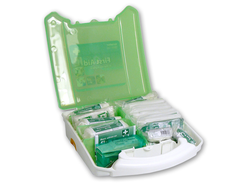 31 Vehicle Bug-Out Bag First Aid Kit