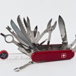 31 Vehicle Bug-Out Bag Swiss Army Knife