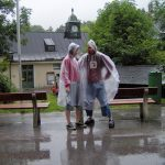 31 Vehicle Bug-Out Bag Waterproof Poncho