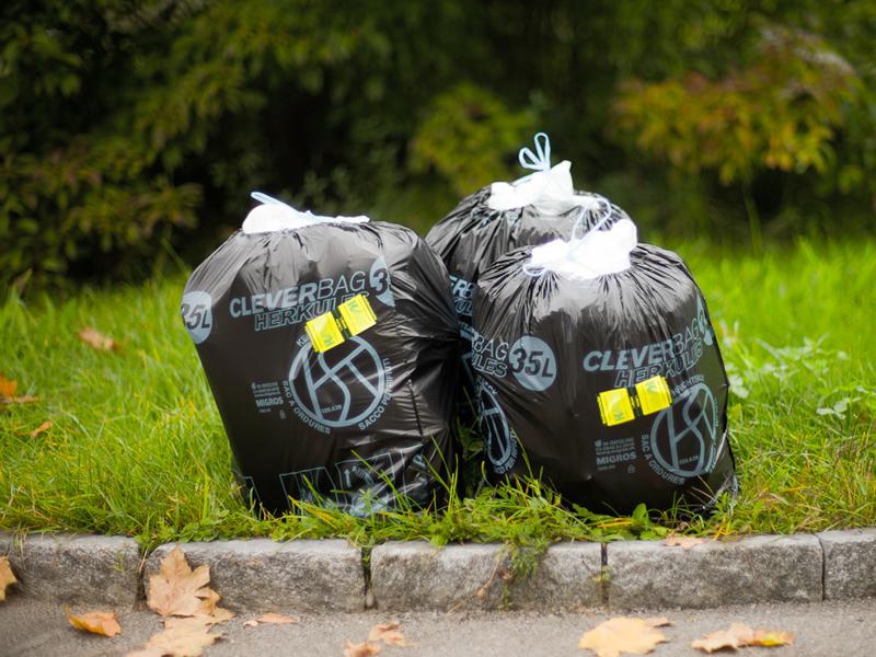 31 Vehicle Bug-Out Bag Trash Bags