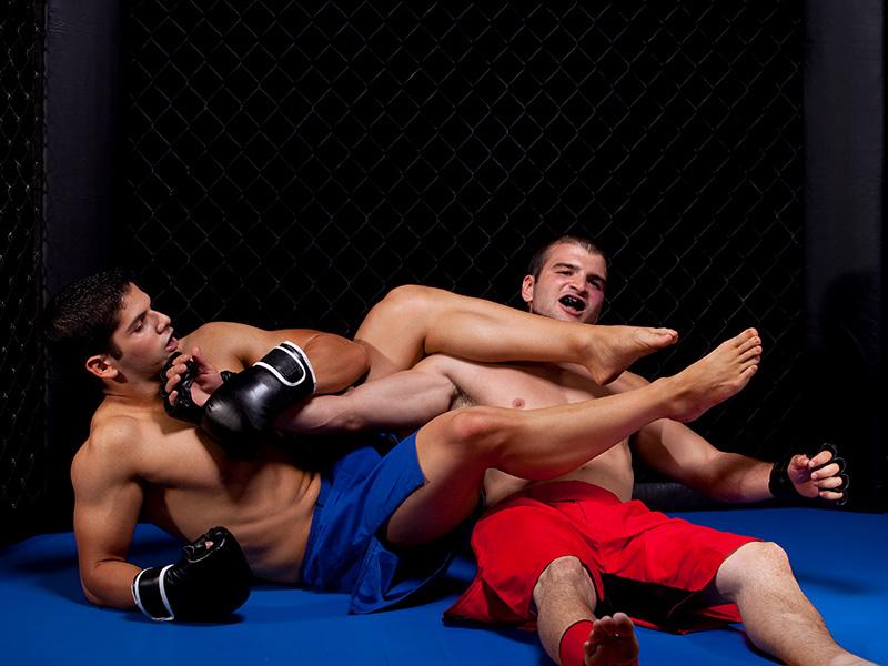6 Brazilian Jiu-Jitsu