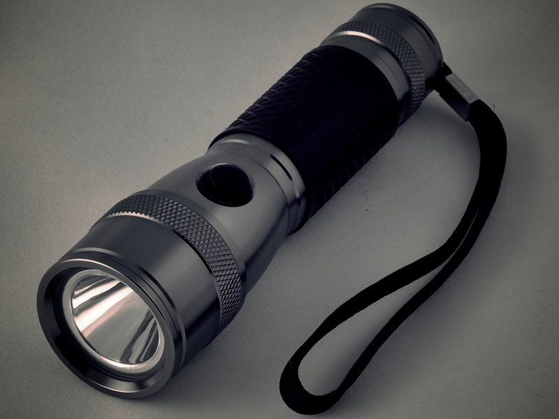 31 Vehicle Bug-Out Bag Flashlight & Extra Batteries