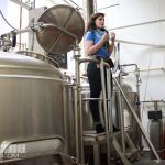 West Sixth Beer fermenter