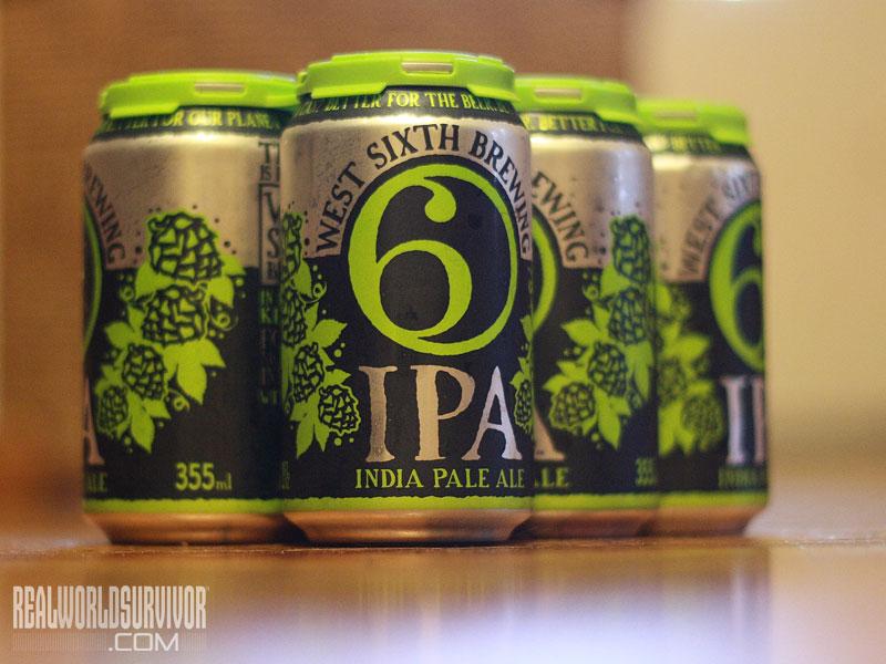 four-hop IPA