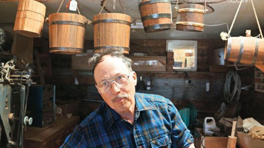 Jim Gaster Beaver Buckets