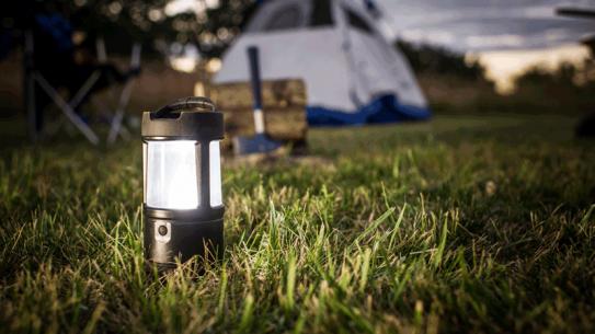 Virtually Indestructible Lantern