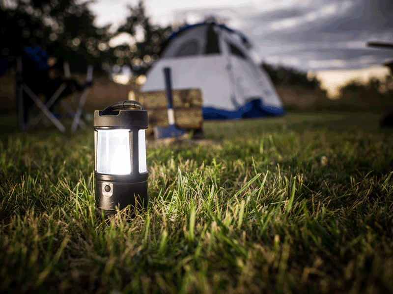 Virtually Indestructible Lantern