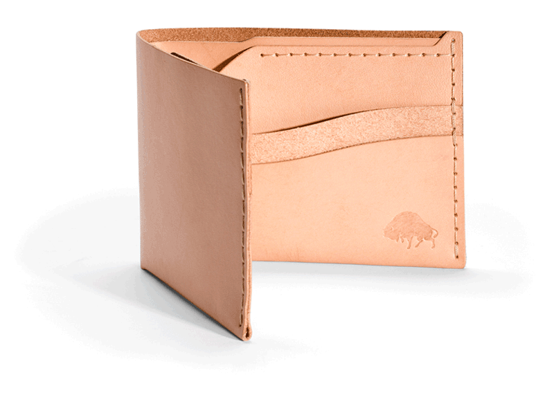 Bison Wallet No. 6