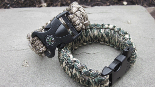 Life Support Survival Bracelet