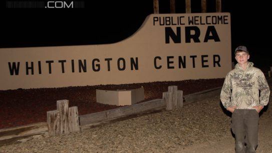 NRA Whittington Center Adventure camp
