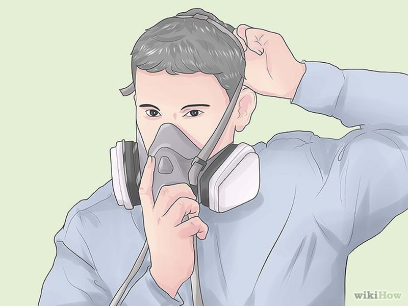 Chemical Attack Step 14