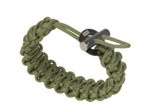 Chums Smokey Fire Starter Paracord Bracelet