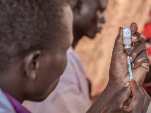 Doctors Without Borders Improving Global Access to Vaccines' Webcast
