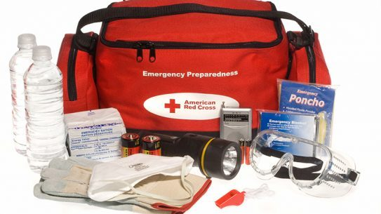 Emergency Kit Digital Scavenger Hunt