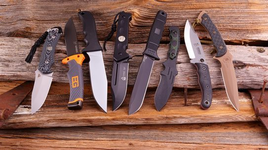 Fixed Blade Knives SEDGE winter 2015 lead
