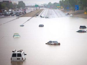 Odile flash floods
