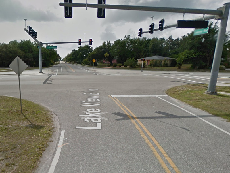 Port Charlotte helmet bicycle accident