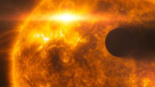 Solar Storms September 2014