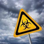 Virus Outbreak SEDGE winter 2014 sign