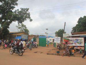 West Africa Ebola hospital projection