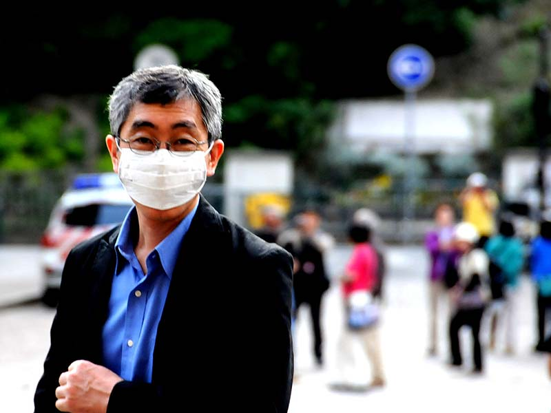 8 Disease Defense Surgical Mask
