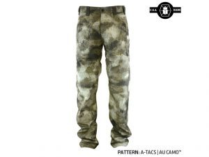 Kitanica's Limited Edition A-TACS Backcountry Pants