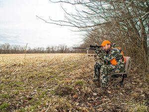 Caldwell DeadShot ChairPod field edge