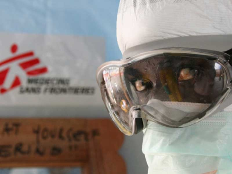 Doctors Without Borders To Host Ebola Update Webcast