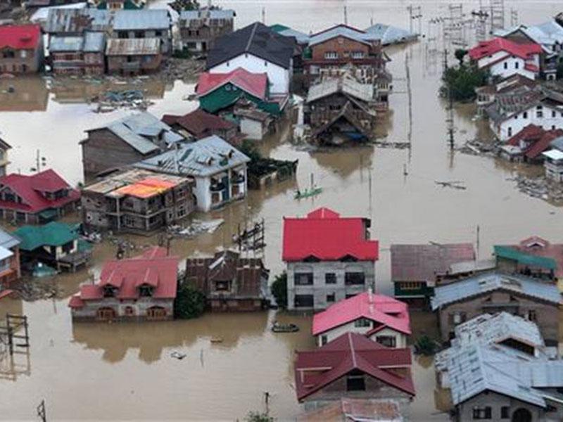 Chili Sauce Kashmir floods