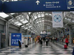 US Airports Ebola screening