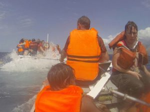 Shipwreck Indonesia Water
