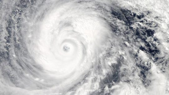 Tropical Storm Vongfong Japan