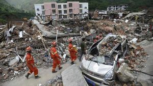 Yunnan earthquake