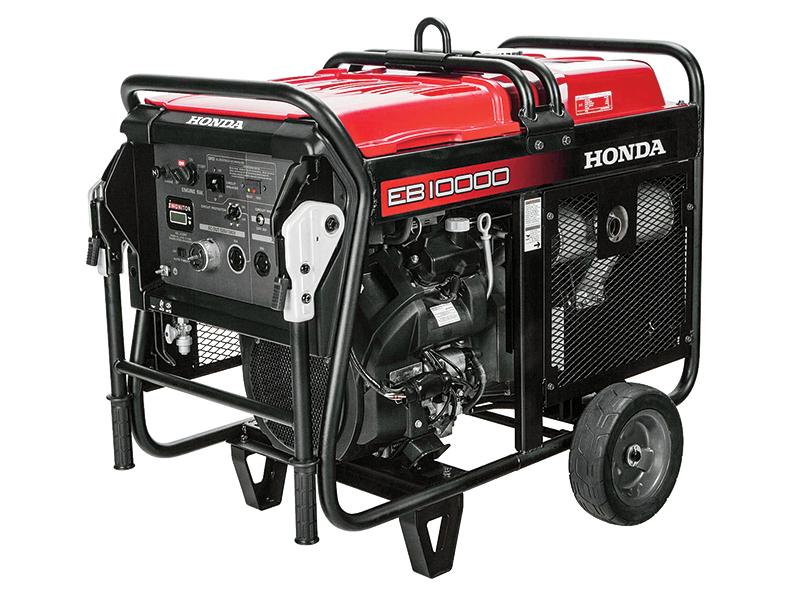 9 generators eg Honda