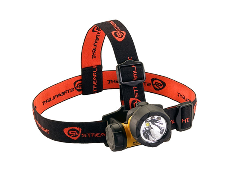 Streamlight Trident 3AA Haz-Lo Headlamp
