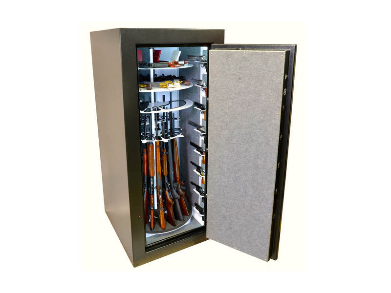 Aftermath supply checklist gun safe